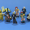Nightmare Before Christmas MiniMates Blind Bag Mini Figures Series 1 Opening and Review