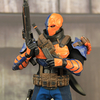 DC Comics One:12 Collective Deathstroke Figure Video Review & Image Gallery