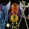 The Outer Space Men Cosmic Creators Series 2 Video Review & Images