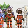 Outer Space Men Infinity Edition Waves 6 & 7 Deluxe 2 & 3 Figures Video Review & Images