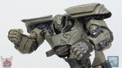 Pacific Rim: Uprising Select Bracer Phoenix Deluxe Figure Video Review & Image Gallery