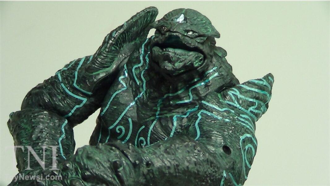 "Pacific Rim 7"" Kaiju Leatherback Figure Video Review ..."