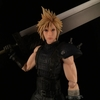 Final Fantasy VII Remake Play Arts Kai Cloud Strife Figure Video Review & Images