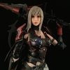 Final Fantasy XV Play-Arts Kai Aranea Figure Video Review & Image Gallery