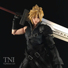 Play-Arts Kai Final Fantasy VII: Advent Children Cloud Strife Figure Video Review & Images