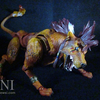 Play-Arts Kai Final Fantasy VII Advent Children Red XIII Video Review & Images