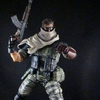 Play-Arts Kai Metal Gear Solid Venom Snake Figure Video Review & Images