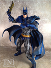 Play Arts Kai Arkham City Series 4 Batman (1970s) & Joker Video Review & Images