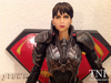 Play Arts Kai - Man of Steel Faora Figure Video Review & Images