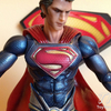 Play Arts Kai Man of Steel Superman Video Review & Images