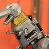 Transformers Power Of The Primes Voyager Class Grimlock Video Review & Image Gallery