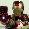 Hot Toys Iron Man 3 Power Pose Mark XLII 1/6 Scale Figure Video Review & Images