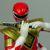 S.H. Figuarts Power Rangers Armored Red Ranger Figure Video Review & Images