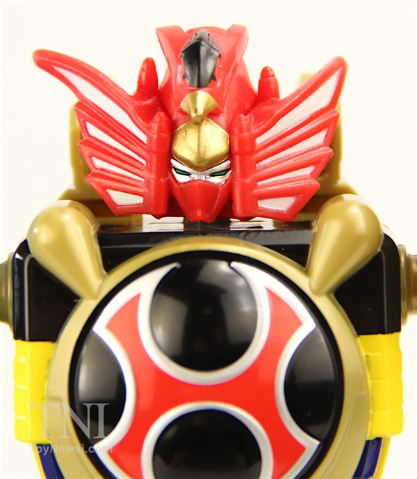 Power Rangers 6 Legacy Collection Ninja Storm Figures Review