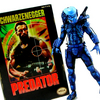 8-Bit Predator Figure by NECA Toys Video Review & Images