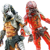 NECA Toys Cracked Tusk Predator Figure Video Review & Images