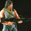 NECA First Blood John Rambo Figure Video Review & Images