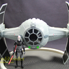 Star Wars Rebels Target Exclusive Inquisitor's Tie Advance Video Review & Images