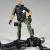 G.I. Joe Retaliation Battle Kata Roadblock Action Figure Video Review & Images