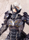 Revoltech  Metal Gear Rising Revegeance Raiden Video Figure Review & Images