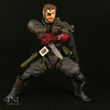 Revoltech Metal Gears Solid V The Phantom Pain Venom Snake Figure Video Review & Images