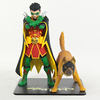 DC Comics Super Sons ArtFX+ Robin & Ace Statue Two-Pack Video Review & Image Gallery