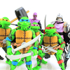 NECA 2016 SDCC Exclusive TMNT Arcade Turtles & Foot Clan Box Sets Video Review & Images