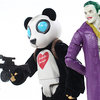 2016 SDCC Exclusive DC Multiverse Suicide Squad Joker & Panda Man Figures Review & Images