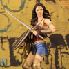 Justice League Movie S.H. Figuarts Wonder Woman Figure Video Review & Image Gallery
