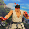 S.H. Figuarts Street Fighter V Ryu Figure Video Review & Image Gallery