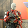 S.H. Figuarts Suicide Squad Movie Deadshot Figure Video Review & Image Gallery
