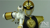 S.H. Figuarts White Ranger Mighty Morphin Power Rangers Figure Video Review & Images