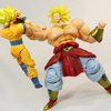 S.H. Figuarts Dragon Ball Z Broly Figure Video Review & Images