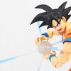 S.H. Figuarts Son Goku Dragon Ball Z Figure Video Review & Images