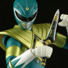 Bandai S.H. Figuarts Mighty Morphin Power Rangers Green Ranger Figure Video Review & Images