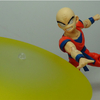 S.H. Figuarts Krillin Dragon Ball Z Figure Video Review & Images