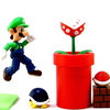 SH Figuarts SMB Luigi Figure Video Review & Images