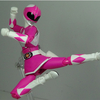 S.H. Figuarts Pink Ranger Mighty Morphin Power Rangers Figure Video Review & Images