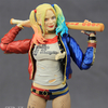S.H. Figuarts Suicide Squad Movie Harley Quinn Figure Video Review & Images