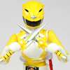 S.H. Figuarts Yellow Power Ranger Figure Video Review & Images