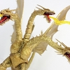 S.H. MonsterArts King Ghidorah Figure Video Review & Images