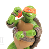 Michelangelo Teenage Mutant Ninja Turtles Secret of the Ooze Figure Video Review & Images