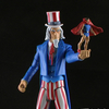 DC Universe Classics Club Infinite Earths Uncle Sam and Doll Man Video Review & Images