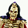 Get A Behind-The-Scenes Look At The Making Of Skeleton Warriros Figures From October Toy