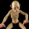 NECA Lord of the Rings 1/4 Scale Deluxe Smeagol Figure Video Review & Images