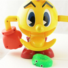 Gooage Spewing Giant Pac-Man by Bandai Figure Video Review & Images