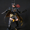 Play Arts Kai DC Comics Variant Batgirl Figure Video Review & Images