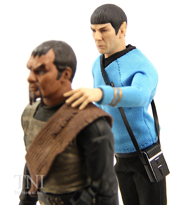 Star Trek One:12 Collective Mr. Spock Figure Video Review