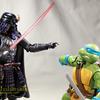 Movie Realization Star Wars Samurai Taisho Darth Vader Figure Video Review & Images