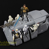 Star Wars: Rebels Imperial Troop Transport Vehicle Video Review & Images